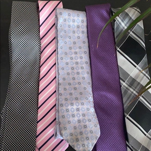 5 for $35 various ties